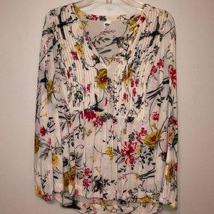Old navy long sleeve dress shirt